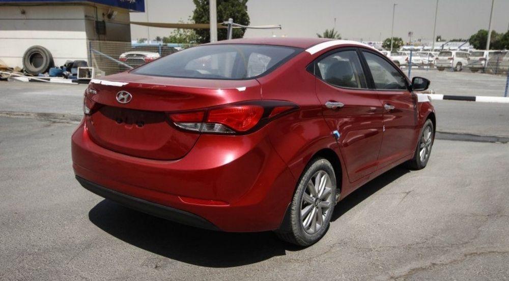 Hyundai Elantra Ingombota - imagem 2