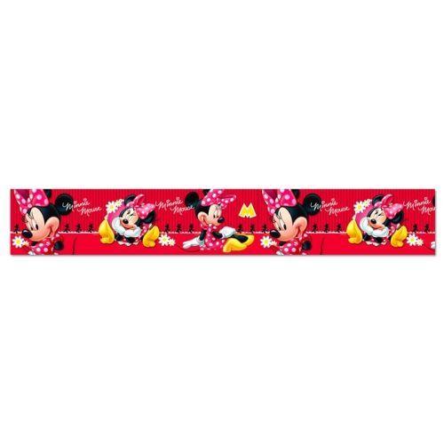 Bordura autoadeziva Minnie Mouse