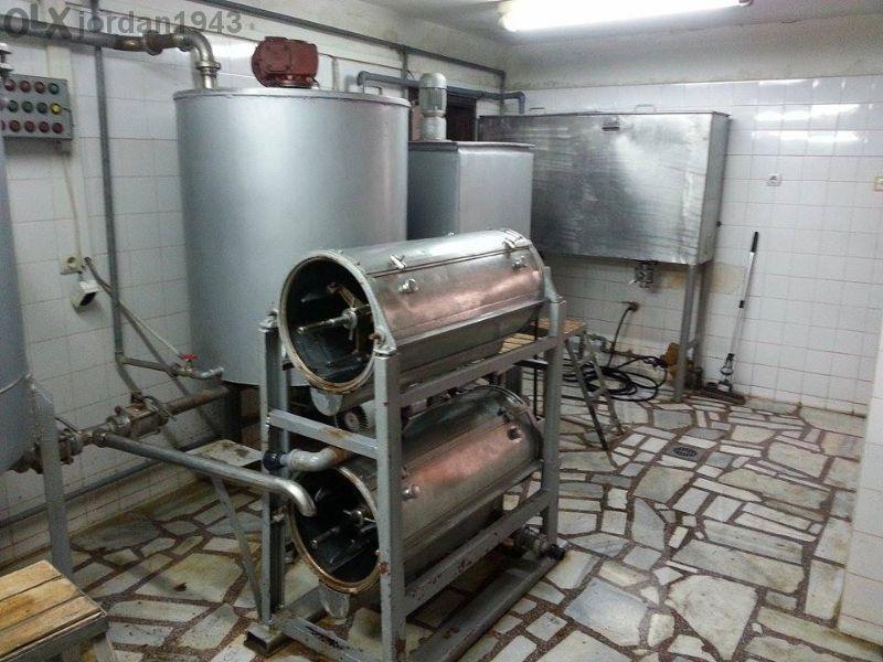 Инсталация за производство на боза