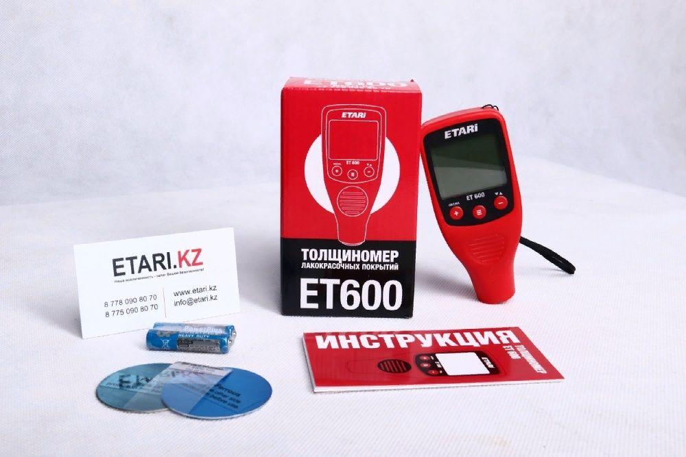 Толщиномер ET-600 от официального дилера