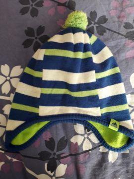 Детска зимна шапка Адидас