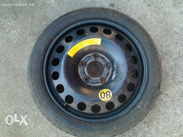 Roata rezerva Opel astra H