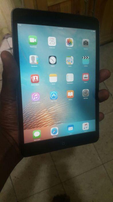 Vendo ipad mini 16GB so Wifi