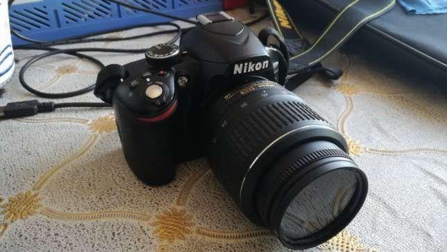 Nikon 3200 фотоаппарат зеркальный новый