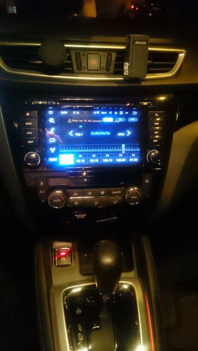 Navigatie Nissan Qashqai/X-trail 2014-2016 Android 7.1, platforma S190