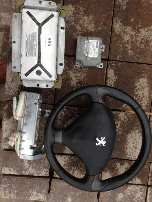 Kit Airbag Peugeot 407
