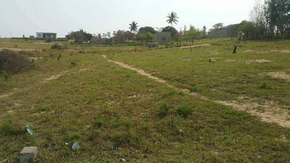 Vendo terreno no bilene ao lado do condomínio do BCI 40x40