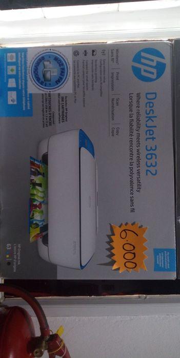 Impressoras HP 3632 com garantia