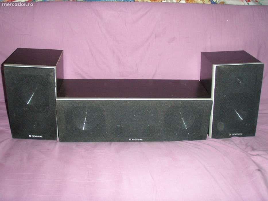 Sistem Audio /Boxe NINTAUS SA-N3066 -2 Boxe 20W Centru 30W