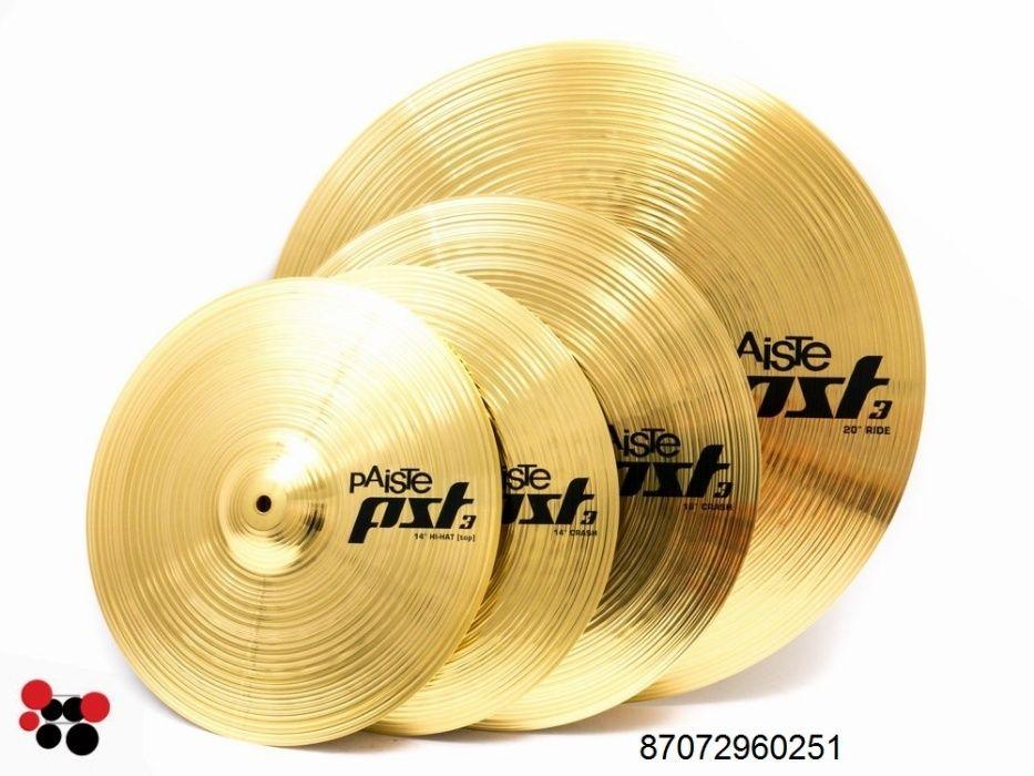 аренда барабанные тарелки Пайст,сабиан,жильданс 201(018