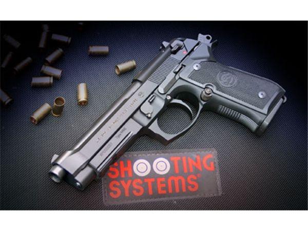 ARMA (cel mai puternic model 4.20 jouli) CO2! Pistol Airsoft Beretta
