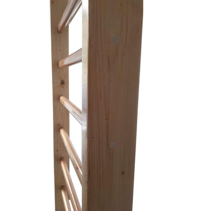 Spalier gimnastica 240/80 cm, lacuit