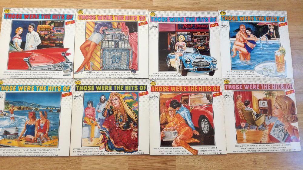 Discuri vinil/vinyl/Lp - Hituri anii ' 60