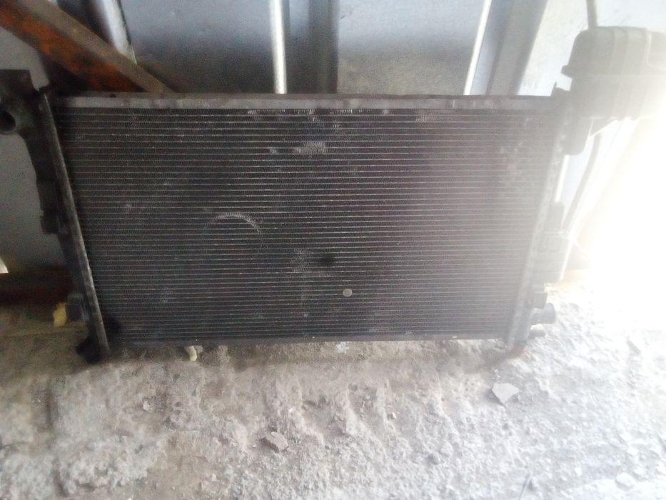 Воден радиатор за Mercedes A170 cdi /Мерцедес А170 цди