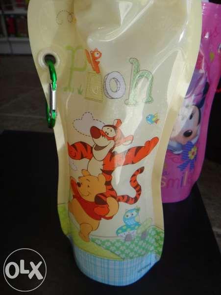 Сгъваема детска бутилка за вода гр. Пловдив - image 5
