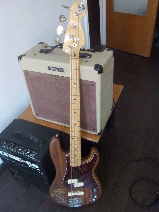 Vand Chitara Fender Mighty Mite Precision Bass -Josef Kappl