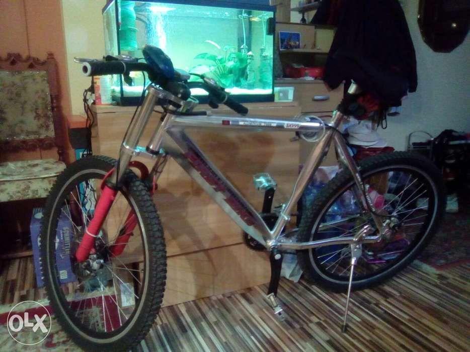 Vand bicicleta aluminiu SX999
