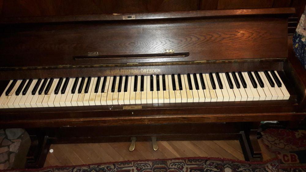 Пиано НЕМСКО Wolfframm