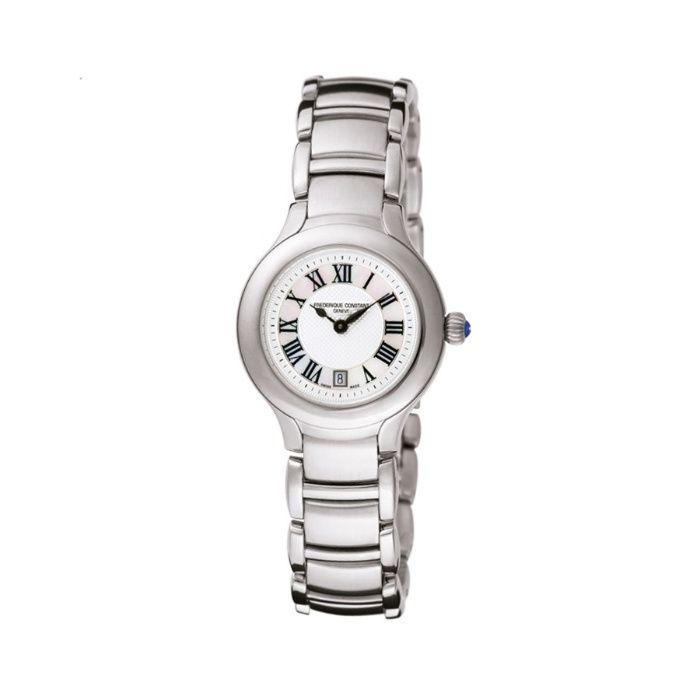 Дамски часовник FREDERIQUE CONSTANT Delight Classic Round White Dial