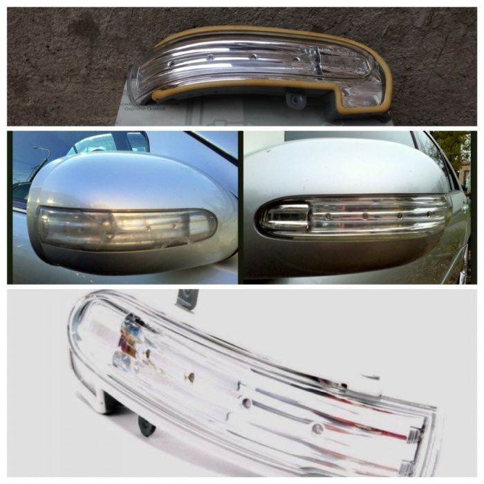 Мигач в огледало Мерцедес Ц класа В203 W203 Mercedes C30 AMG фейс АМГ