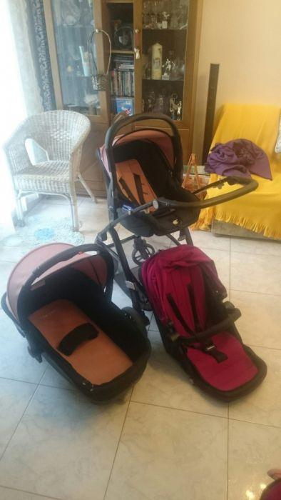 Бебешка количка Jane Be Cool 3 в 1