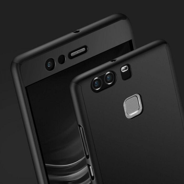 Кейс 360° градуса мат за Huawei P10/ P10 Lite / P10+ Plus Mate 10 Pro