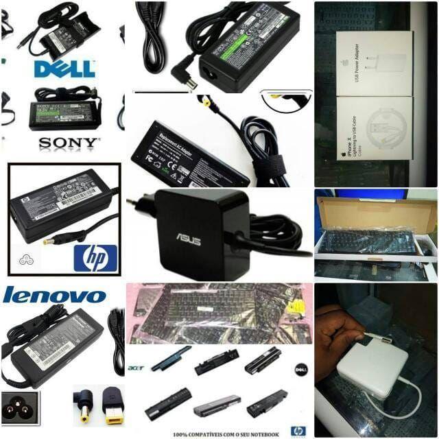 Carregadores para todo tipo de laptop Maputo - imagem 1