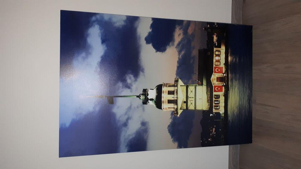 """Картина за стена """"Момина кула"""" - Истанбул"""