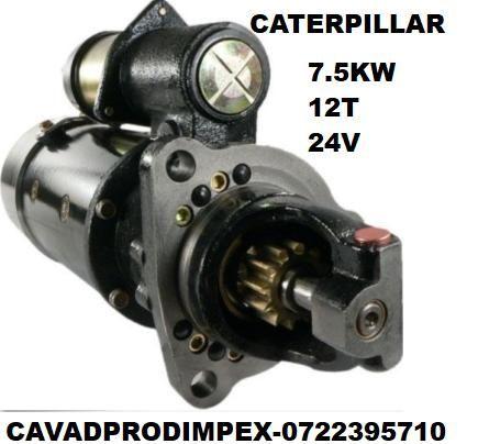 Electromotor CATERPILLAR D4E, D4H, D5B, D5H, D6D, D6H, D7G, D7H