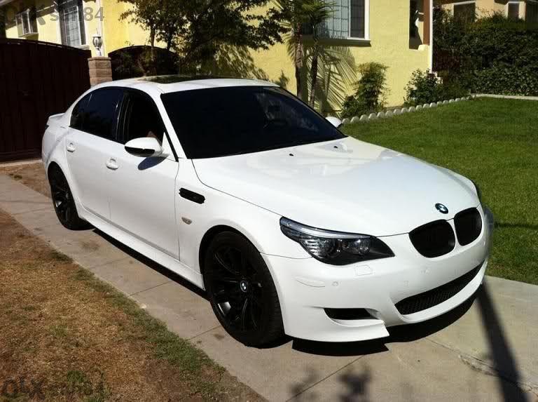 M5 пакет за BMW 5 03-09 e60