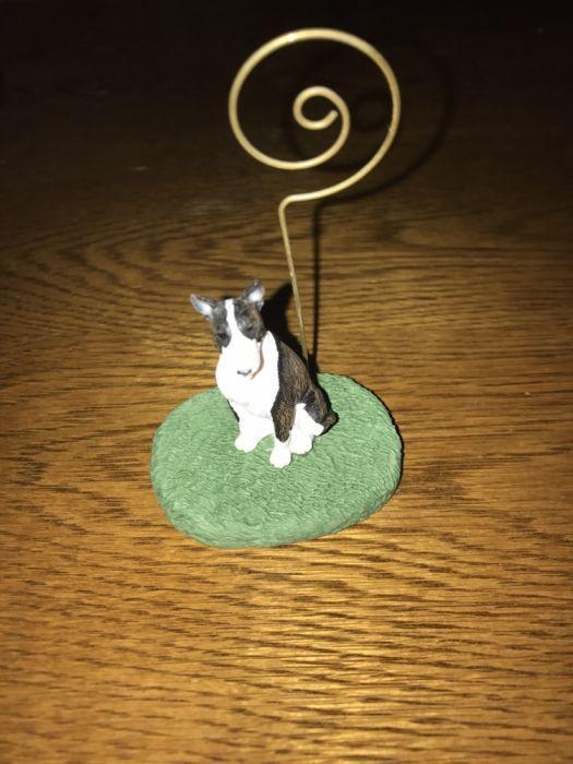 Paper holder Bull Terrier