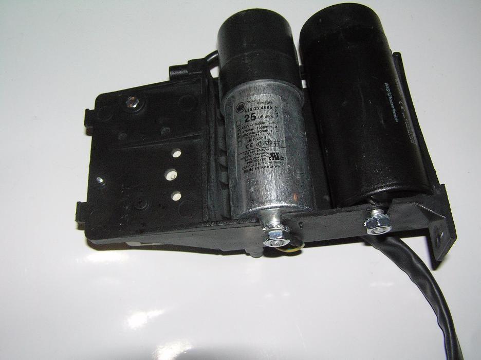 baterie de condensatori pornire motoare