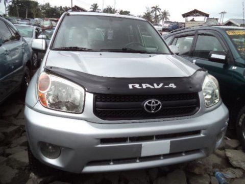 Toyota rav4 Familiar Ingombota - imagem 1