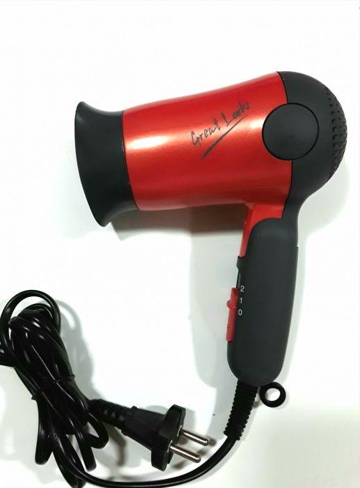USCATOR pentru păr pliabil ideal pentru voiaj - NOU ( Idee cadou )