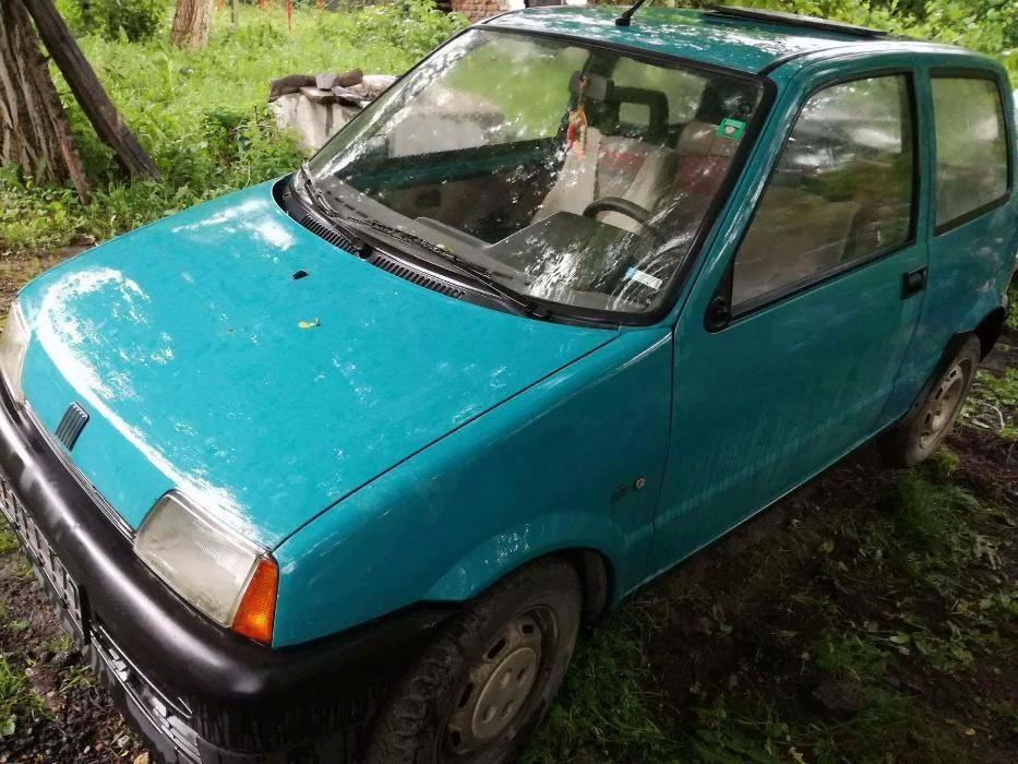 Фиат Чинкуенченто Fiat cinquecento на части