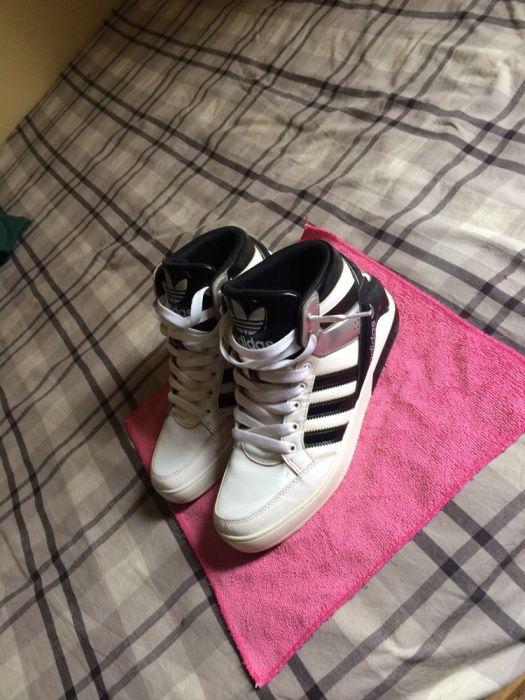 Adidas cano longo
