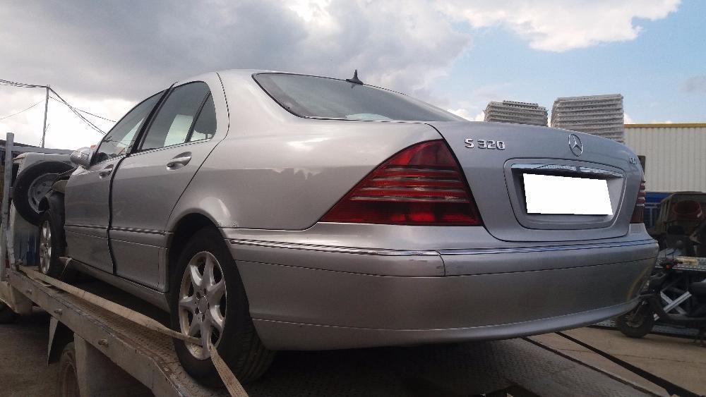 Dezmembrari Mercedes Benz S 320CDI W220 (2002-2006) | CTdez