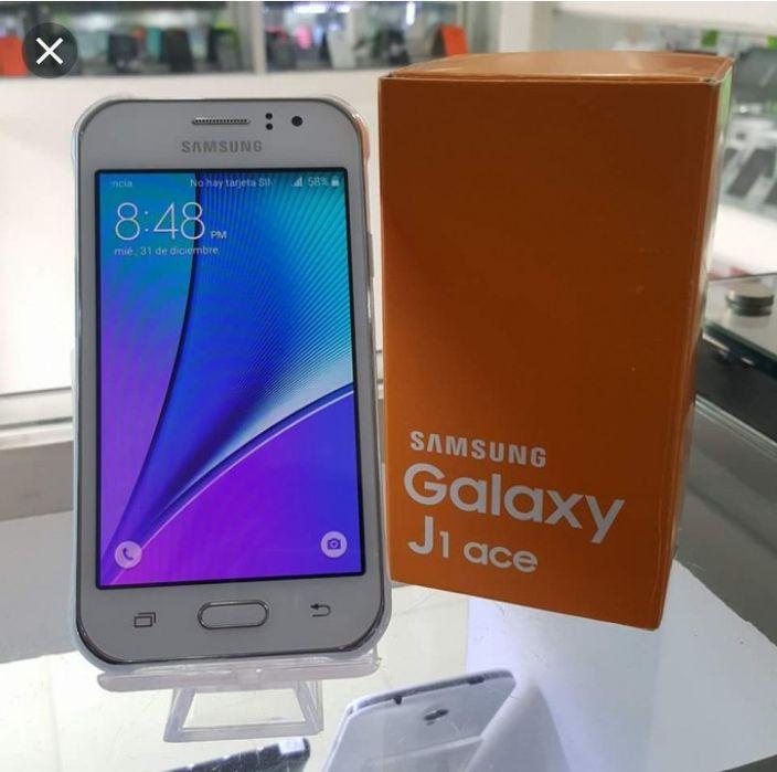 Samsung j1 ace duos selado garantia 6meses