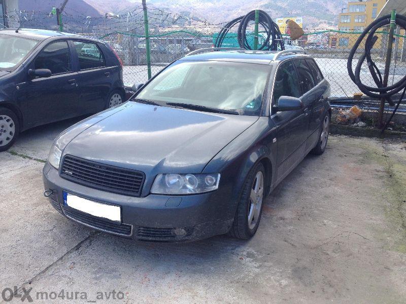 Audi A4 2.5 180hp Ауди А4 2002г 2.5 180кс комби На Части