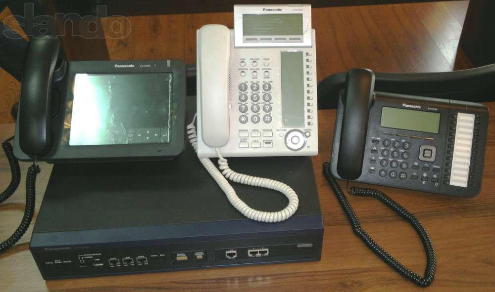 "мини АТС ""Panasonic"" ""Ericsson-LG"" ""Samsung"" ""Avaya"" ""Yeastar"" ""Agat"""