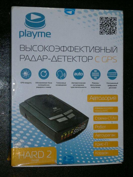 Радар детектор playme hard 2.