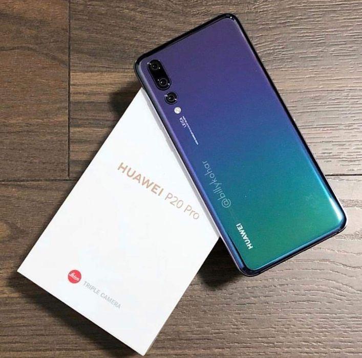 Huawei P20 Pro selados ao melhor preço