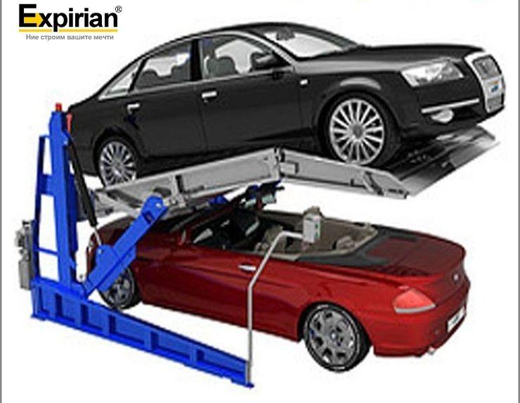 Автоматични Парко Системи. Двойно Паркиране