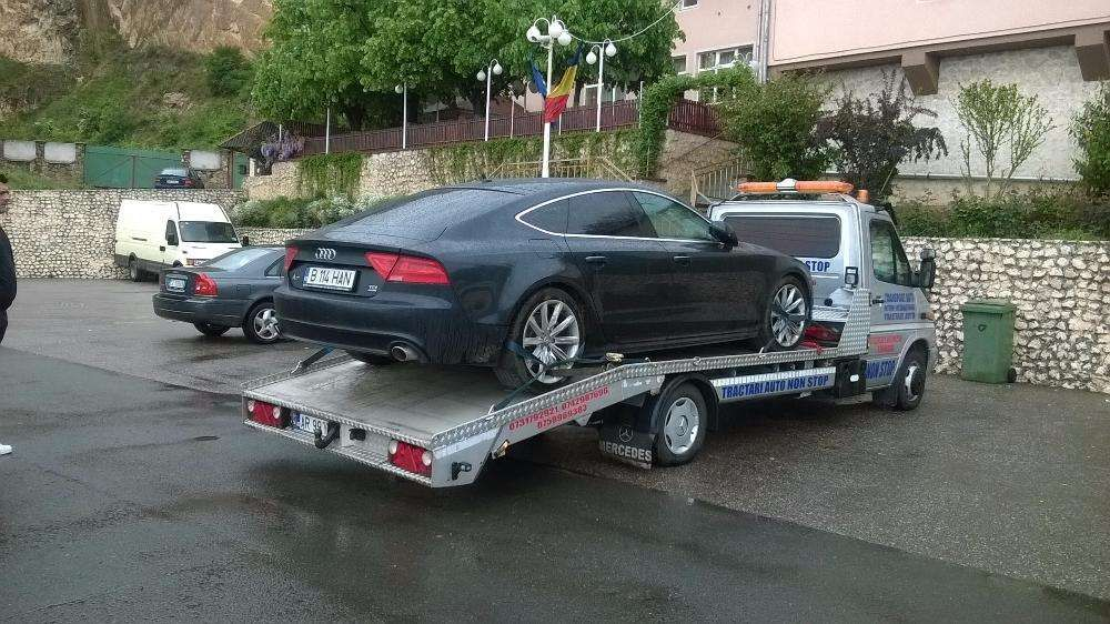 Tractari auto Asistenta rutiera-Service mobil Arad Non stop