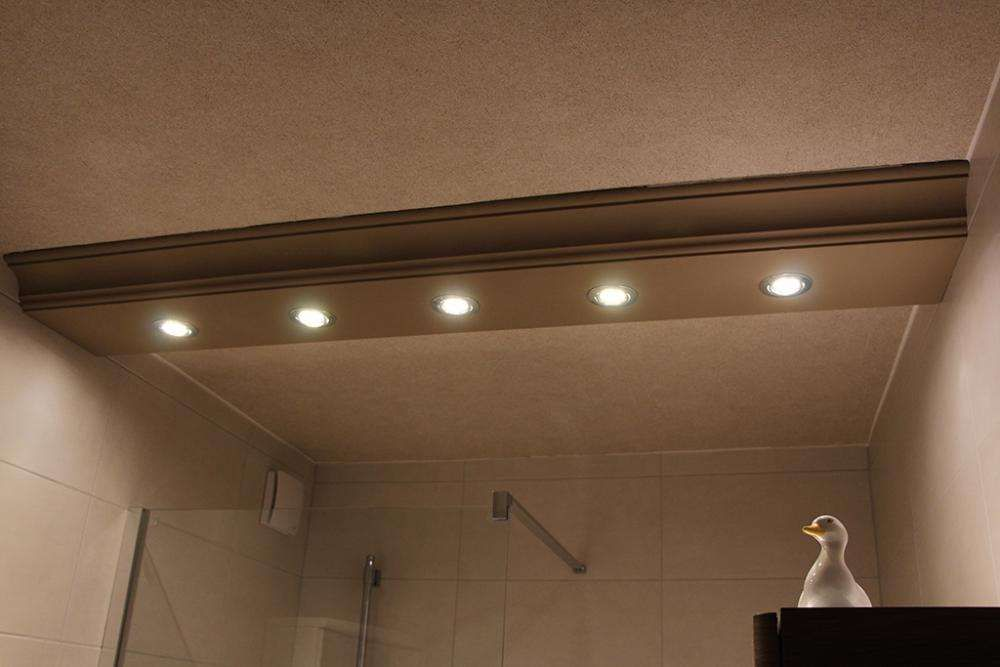 Scafe decorative, scafa polistiren, scafa spoturi, scafe banda LED