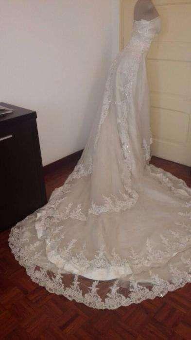 Vestido de noiva(calamidade)