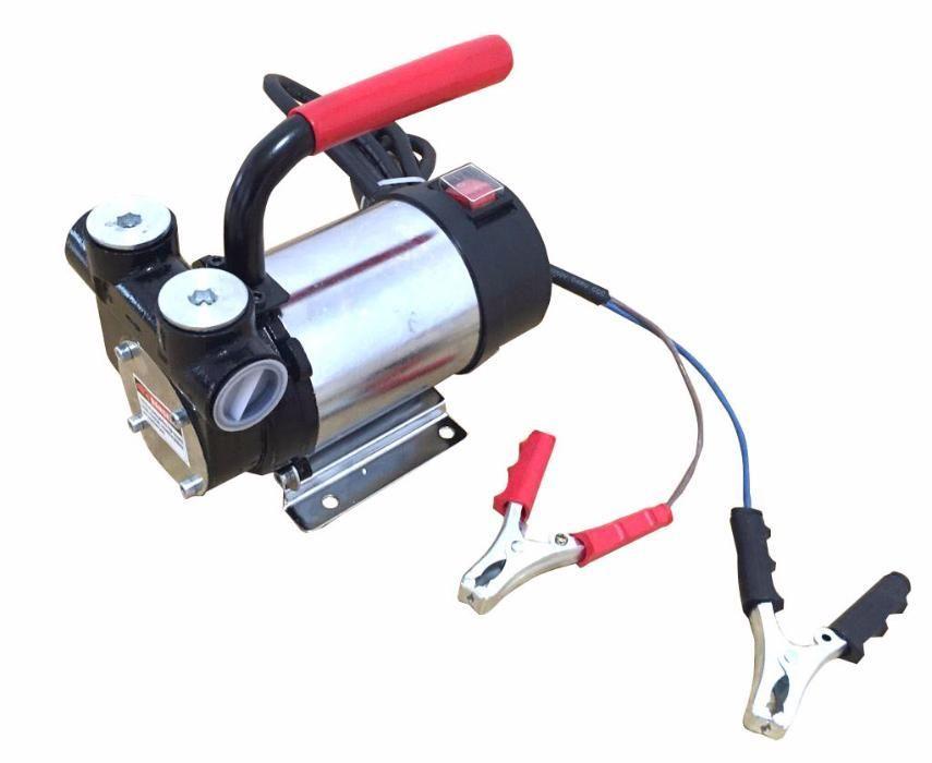 Pompa transfer motorina 70l/min alimentare 12v