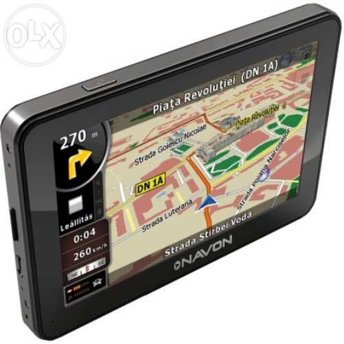 Sistem de navigare NAVON N490 Nou Performant