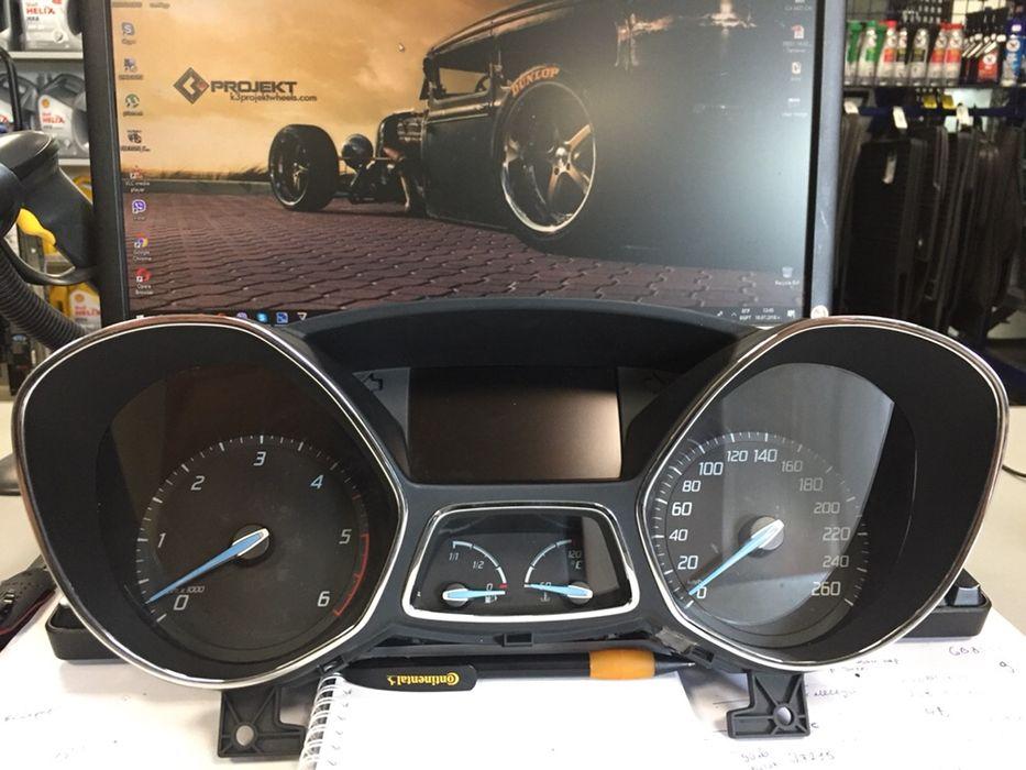 Километраж Ford