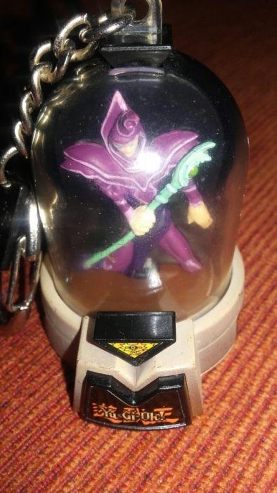 Breloc YuGiOh Dark Magician mecanic original